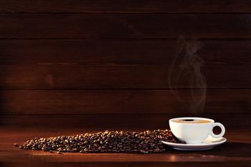 Kaffee Tasse Hintergrund