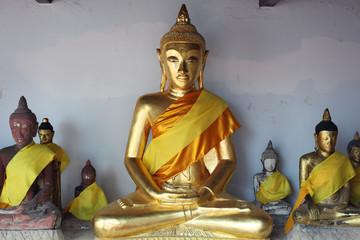 thai tradition buddha image