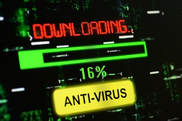 Downloading Antivurus