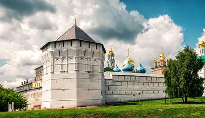 Trinity Lavra of St. Sergius in Sergiyev Posad near Moscow