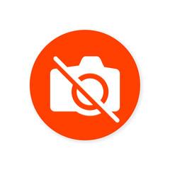 Orange Flat App Icon
