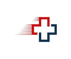 Fast medical logo