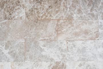 Мраморные плиты на стене
