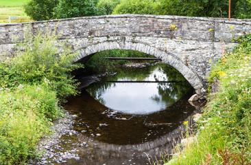 Old Bridge, Pentrefoelas, Conwy County.