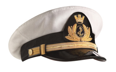 Hat naval officer profile