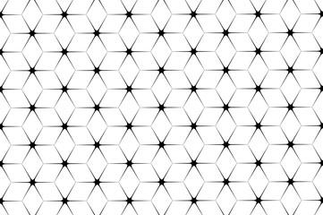 Орнамент с элементами серого,чёрного и белого цветов. C