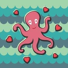 love octopus