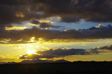 Tramonto / Fotografia di un tramonto