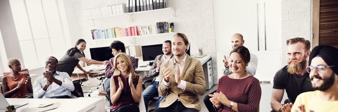 Business Team Achievement Success Goals Concept