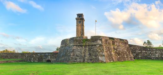 Papiers peints Fortification Anthonisz Memorial Clock Tower in Galle, Sri Lanka
