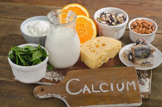 Best Calcium Rich Foods Sources