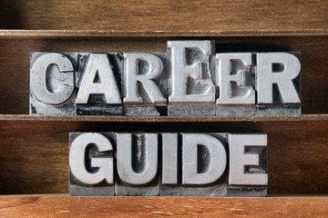 career guide tray