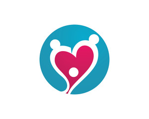 Love Logo Icon