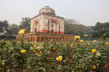 Ancient tomb in Delhi.