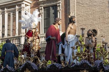 semana santa en Sevilla, Jesús Despojado de sus Vestiduras
