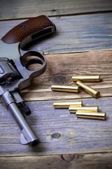 Nagan revolver