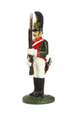 Рядовой лейб-гвардии Драгунского полка в парадной форме, 1812 год