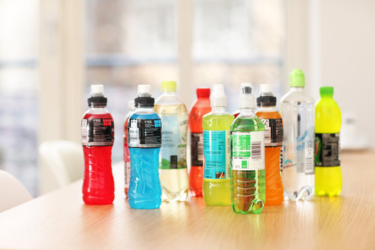 Iostonische Sport Getränke