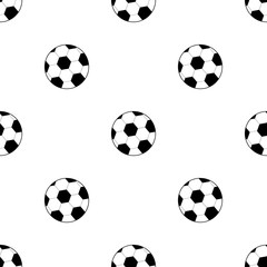 Soccer ball sport icon