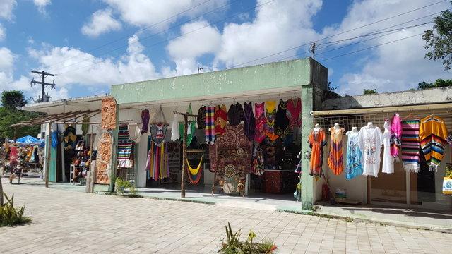 Mexico gift shop