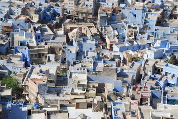 Jodhpur Houses, the Blue City