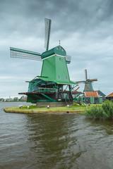 Tradicional windmill in Netherlands
