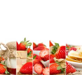 Strawberry Mix Slices