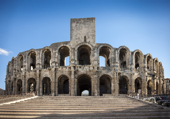 Arles - Amphitheater 10