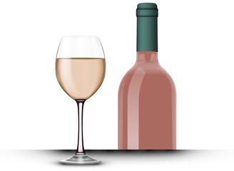 Ambiance rosé 01