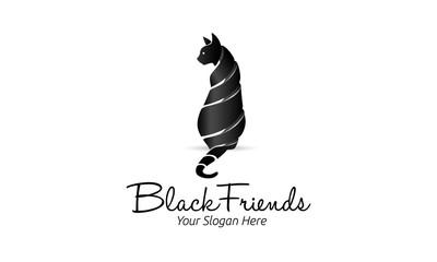 Black Friends Logo