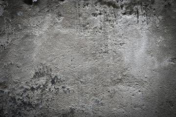 Hintergrund - Struktur, poröser Putz an einer alten Wand