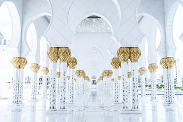 Scheich-Zayid-Moschee - Vereinigte Arabische Emirate - Abu Dhabi