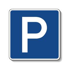 Parkplatz | Schild | Zeichen