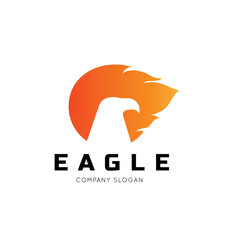 Eagle Logo,Bird logo,Animal logo,Vector logo template