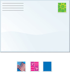 Stamped Envelope