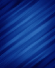 blurred background, blue motion blur design of diagonal stripes with soft vignette and bright center
