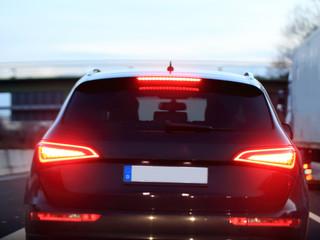 Bremslichter am PKW