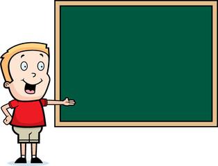 Child Chalkboard