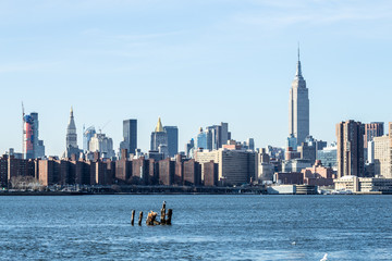 Midtown from Brooklyn