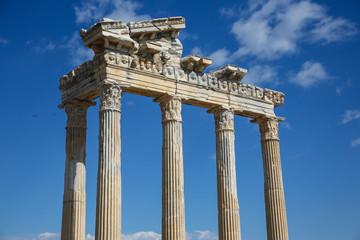 Apollo temple in Side