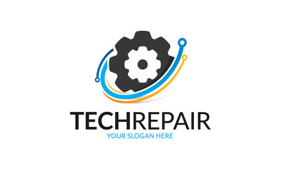 Tech Repair Logo