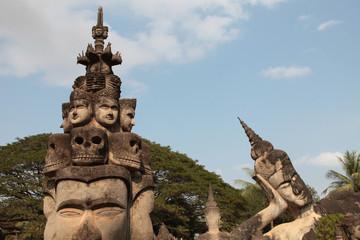 Buddha Park Vientiane, Laos