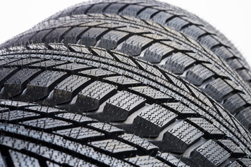car rubber tire profile
