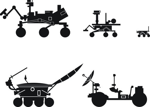 mars exploration rover,mars science laboratory,lunokhod,lunar roving vehicle