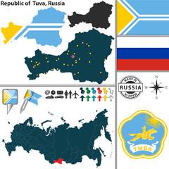 Republic of Tuva, Russia