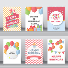 birthday, holiday, christmas greeting and invitation card