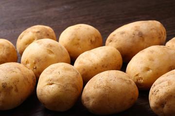 ジャガイモ、potatoes