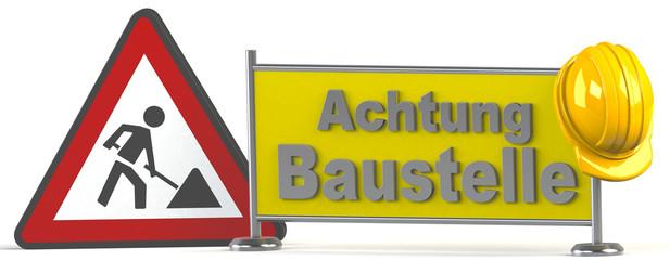 Bildergebnis für Verkehrszeichen baustelle