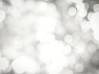 Blurry background bokeh light