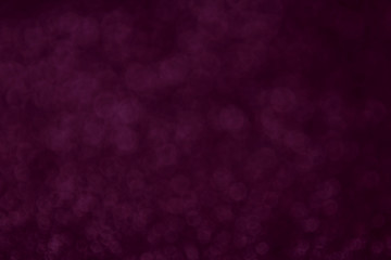 Romantic purple violet bokeh abstract valentine background